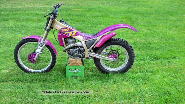 1992 Beta  Zero Trial Motorcycle Other photo