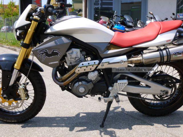 Derbi  Mulhacen scrambler 659 top! 2008 Enduro/Touring Enduro photo