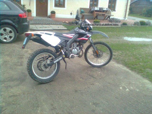 2010 Derbi  50cc Motorcycle Enduro/Touring Enduro photo