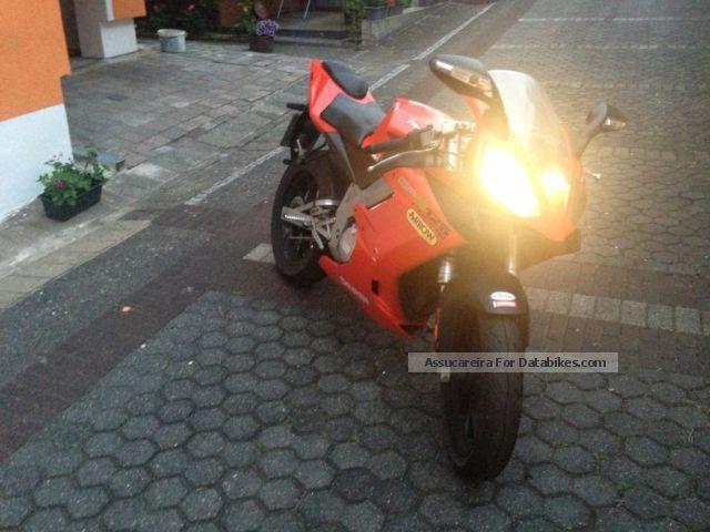 2004 Derbi  GPR Motorcycle Lightweight Motorcycle/Motorbike photo
