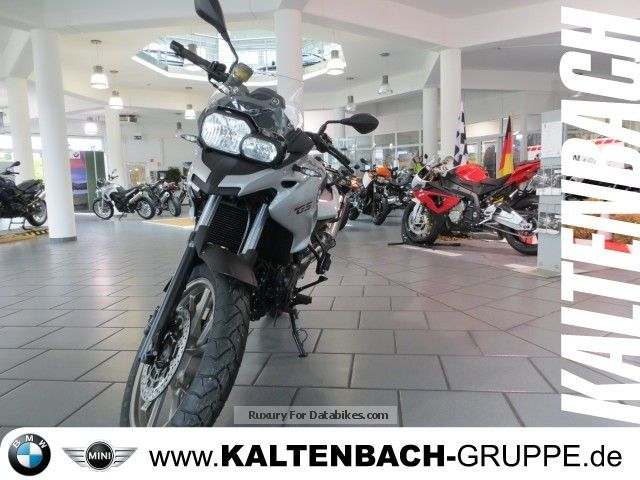 2013 BMW  F 700 GS BC, ABS Motorcycle Other photo