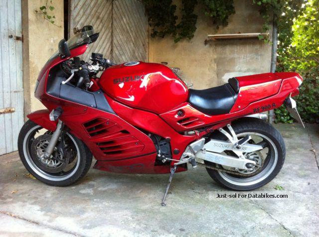 1995 Suzuki  RF 900 R Motorcycle Sports/Super Sports Bike photo
