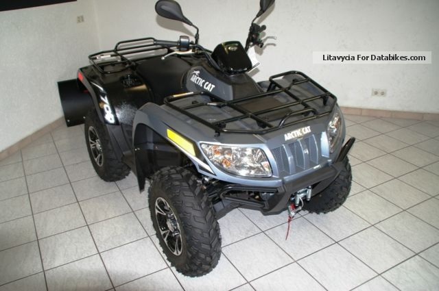 2012 Arctic Cat  700i XT / LOF / EFT / Power / 4X4 / Diff Lock Motorcycle Quad photo