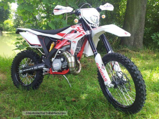 2012 Gasgas Ec 125 Racing 2013