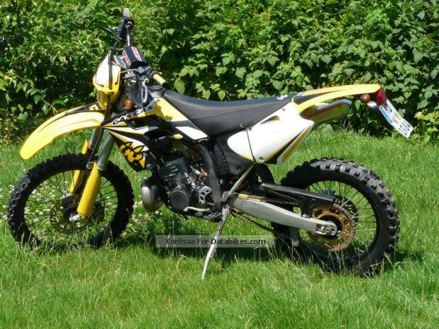 2006 Gasgas  EC 200 Motorcycle Enduro/Touring Enduro photo