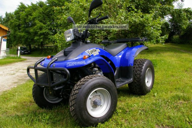 2004 E-Ton  yukon Motorcycle Quad photo