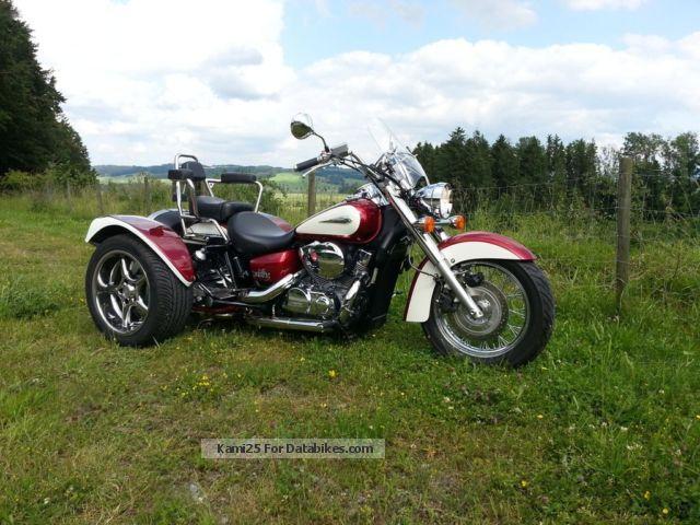 2010 boom moto trike honda shadow 750 1986 Honda Spree Owner's Manual Honda CMX 250 Owner's Manual