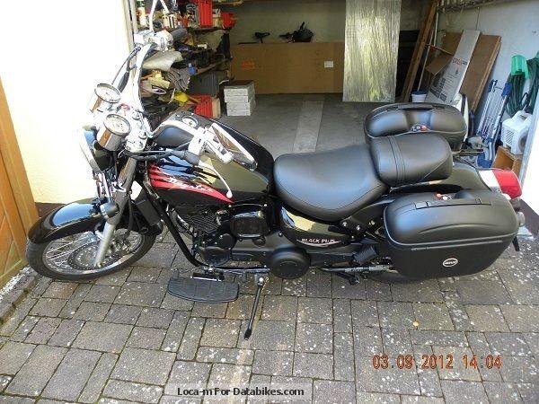 2012 daelim daystar vl 125 fi black plus. Black Bedroom Furniture Sets. Home Design Ideas