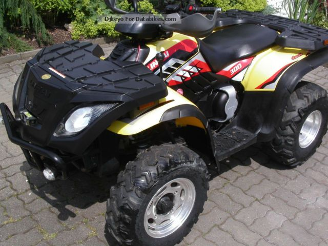 2008 Linhai  300 ATV Motorcycle Quad photo