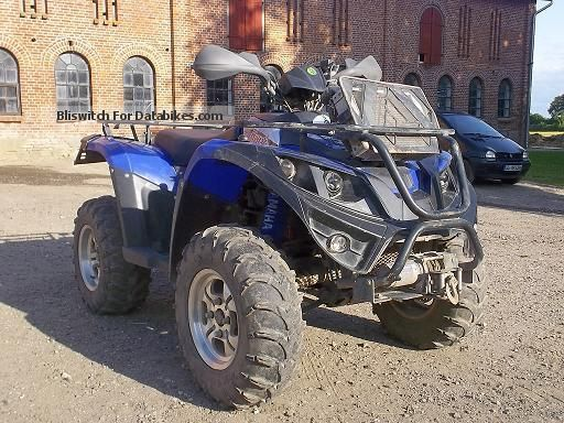 2010 Linhai  420 4x4 Motorcycle Quad photo