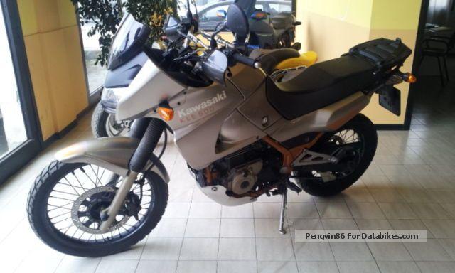 2012 Kawasaki  KLE 500 Motorcycle Enduro/Touring Enduro photo