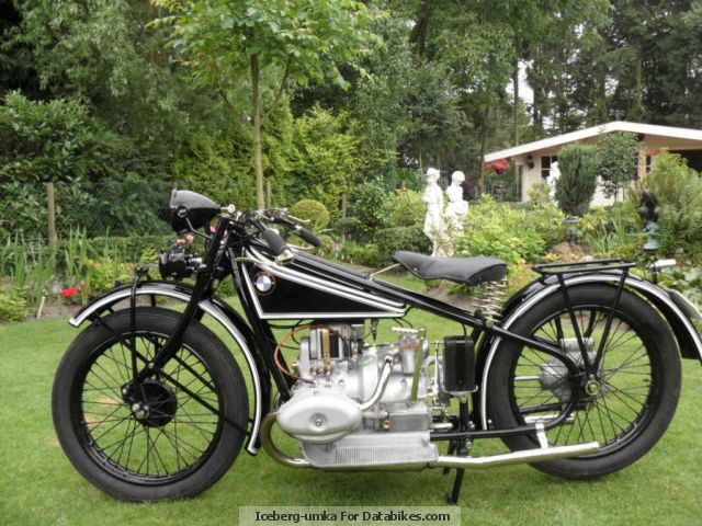 BMW  R 47 1928 Vintage, Classic and Old Bikes photo