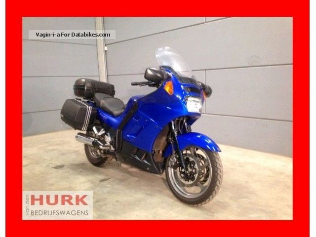 2004 Kawasaki  1000 GTR TOPSTAAT! Motorcycle Tourer photo