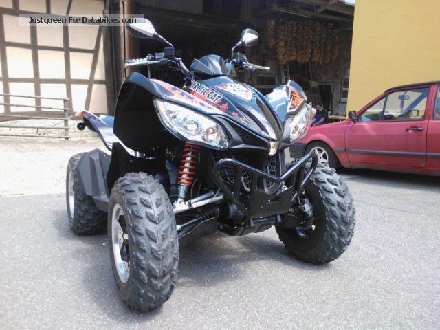 2012 Arctic Cat  xc 450 i Motorcycle Quad photo