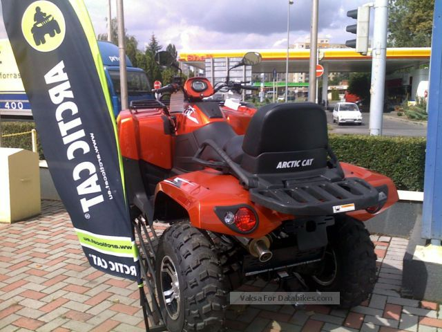 2013 Arctic Cat  TRV 700i GT EFT Motorcycle Quad photo