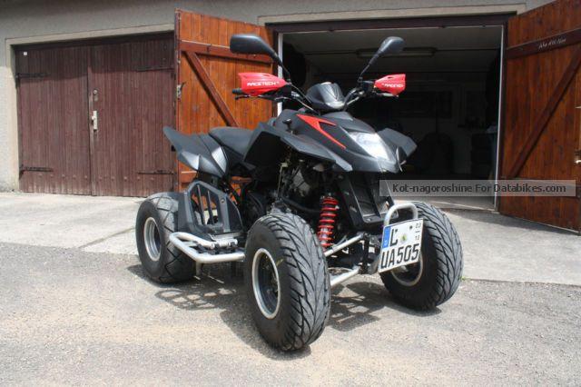 2005 Arctic Cat  DVX 250 Negotiable Motorcycle Quad photo