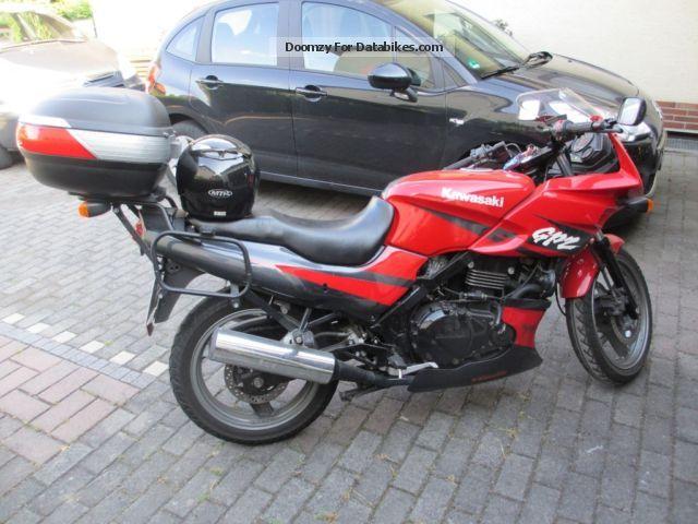 2003 Kawasaki  500D GBZ Motorcycle Motorcycle photo