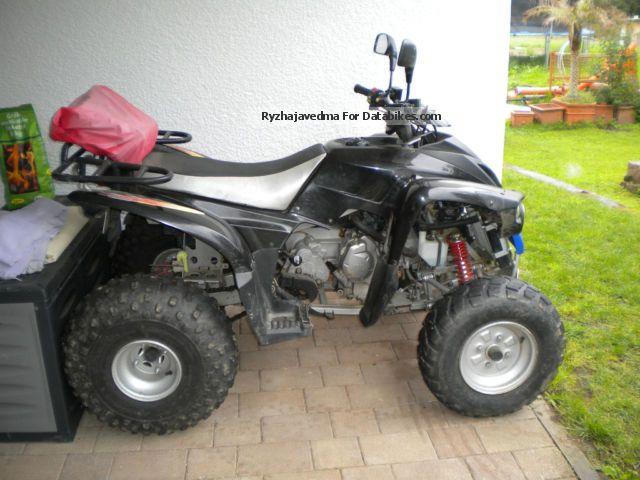 2006 Adly  ATV-220 Motorcycle Quad photo