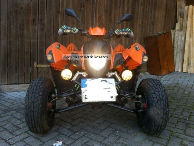 2010 Adly  500 S LOF Motorcycle Quad photo