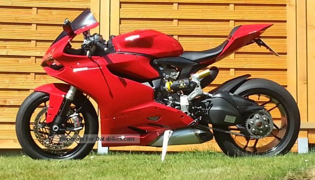 2013 Ducati  1199 Panigale ABS Motorcycle Sports/Super Sports Bike photo