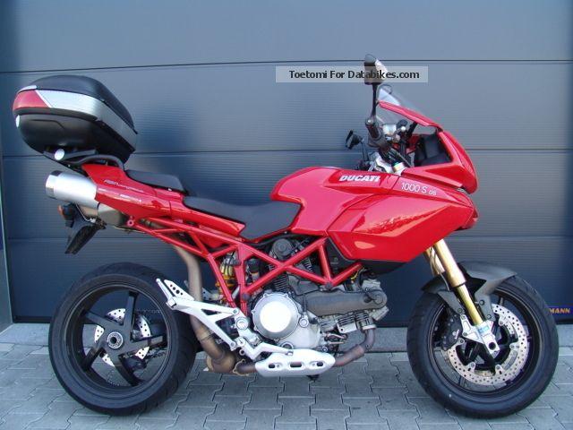 2005 Ducati  MTS 1000S DS Multistrada Ohlins - Financing Motorcycle Enduro/Touring Enduro photo