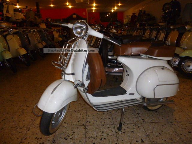 Vespa  150 125cc VBB with approval 1966 Vintage, Classic and Old Bikes photo