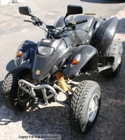 2006 Barossa  250 Motorcycle Quad photo