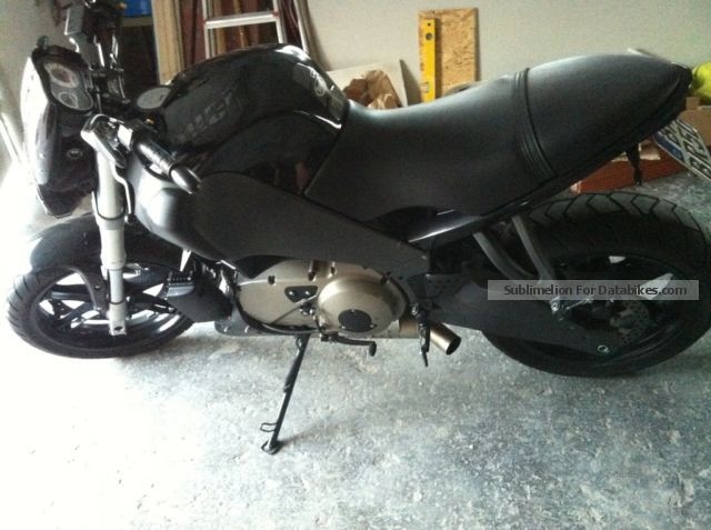 2007 Buell  1200 Motorcycle Motorcycle photo