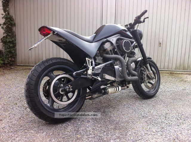 Buell  S1 2012 Naked Bike photo
