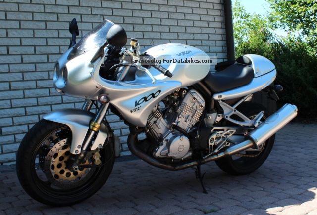 2002 Voxan  Cafe Racer Motorcycle Sports/Super Sports Bike photo