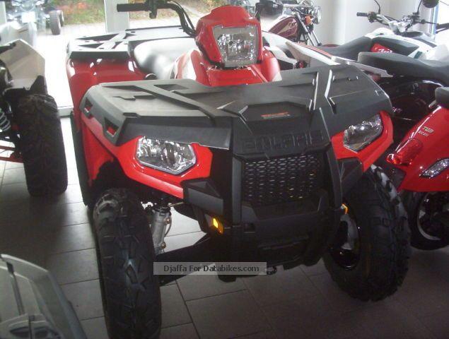2012 Polaris  Sportsman 800 with LOF New Motorcycle Quad photo