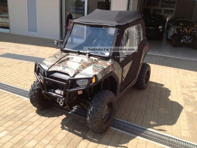 2011 Polaris  RZR800 CAMO Motorcycle Quad photo