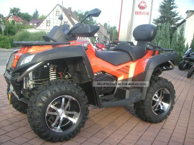 2012 CFMOTO  Terra Lander \ohn Motorcycle Quad photo