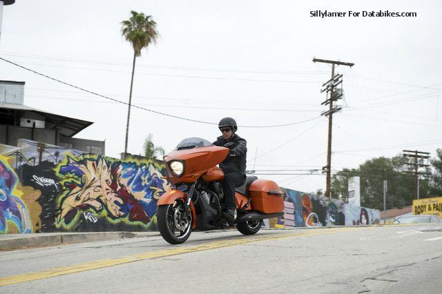 2012 VICTORY  Cross Country 2013 Motorcycle Tourer photo