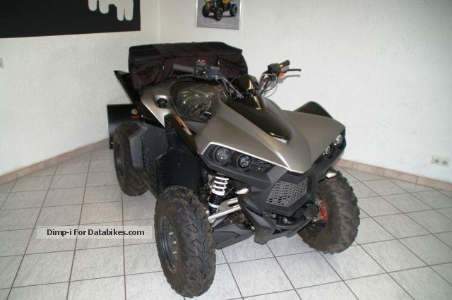 2012 Cectek  KING KOBRA XID SSV new car price advantage! Motorcycle Quad photo