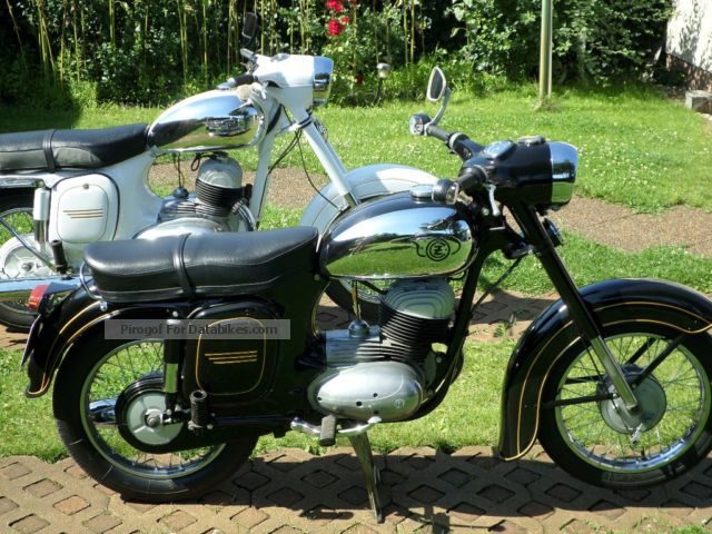 Jawa  CZ 250 Type 455 1963 Vintage, Classic and Old Bikes photo