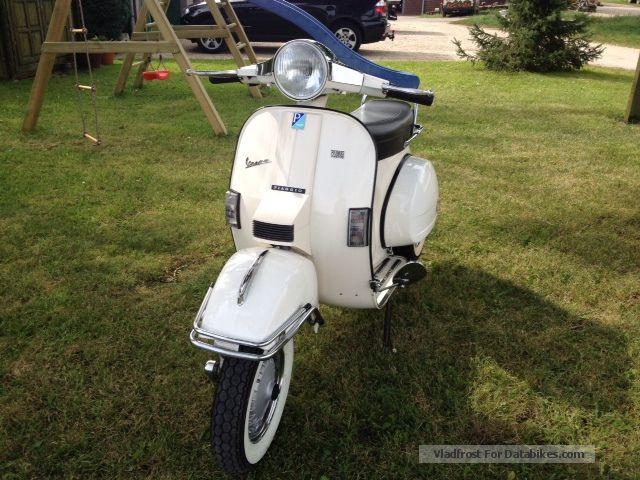 Vespa  PX 200 original like new may swap / Inzahlungn 1996 Scooter photo
