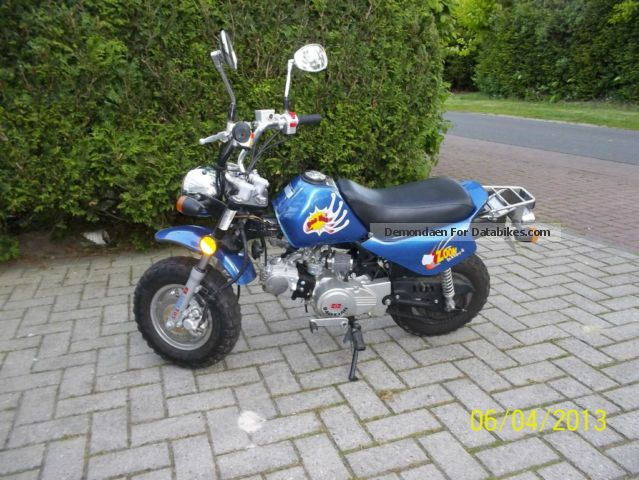 Baotian  BT49py-2 2001 Motor-assisted Bicycle/Small Moped photo