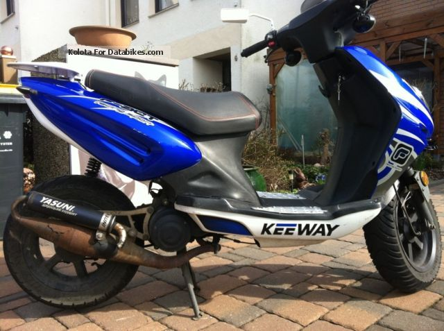 Keeway  F-act 50 2010 Scooter photo