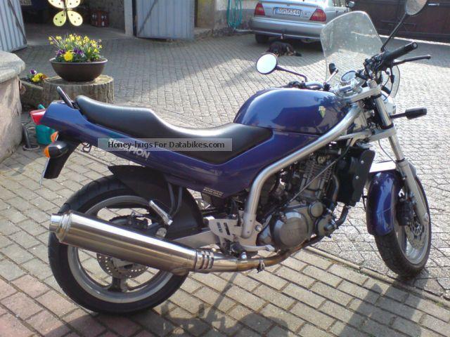 2001 Mz  Scorpio Tour Motorcycle Tourer photo