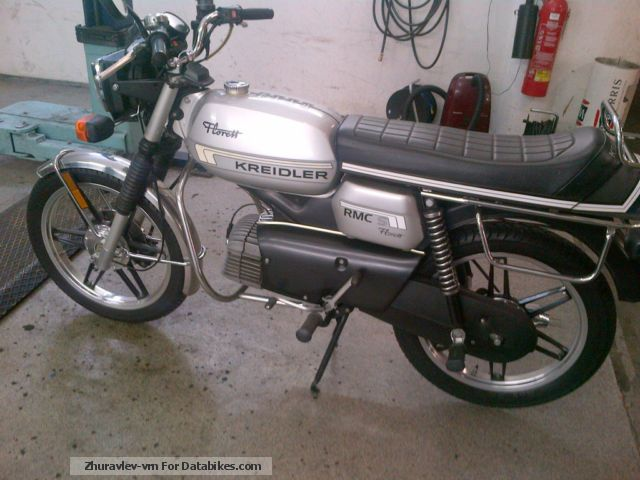 2012 Kreidler  RMC S A real rarity Museum suitability Motorcycle Motor-assisted Bicycle/Small Moped photo