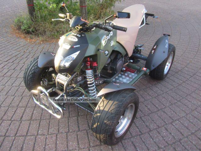 2011 Bashan  ATV 300-18 Motorcycle Quad photo