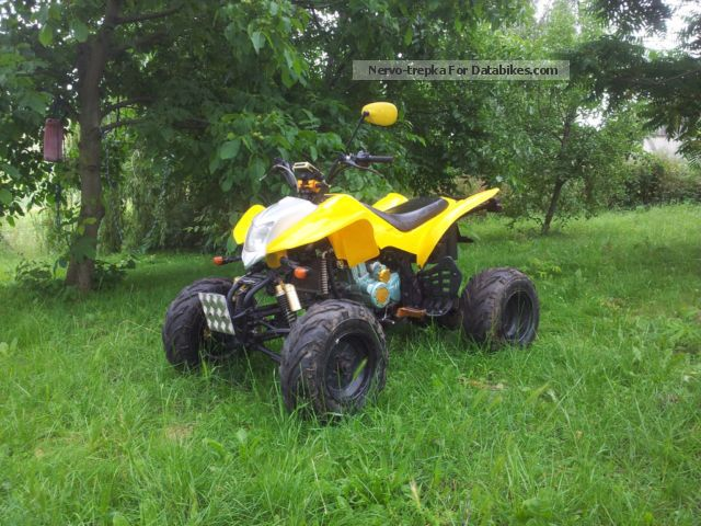 2007 Bashan  BS 250 Motorcycle Quad photo