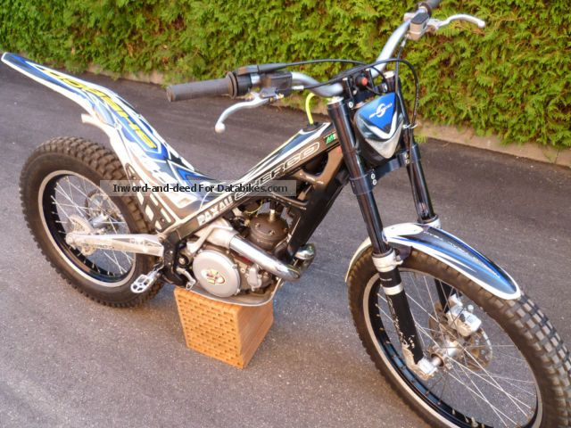 2008 Sherco  trial Motorcycle Motorcycle photo