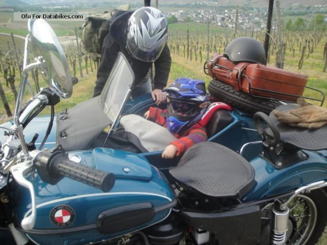 2000 Ural  650 Classic Motorcycle Combination/Sidecar photo