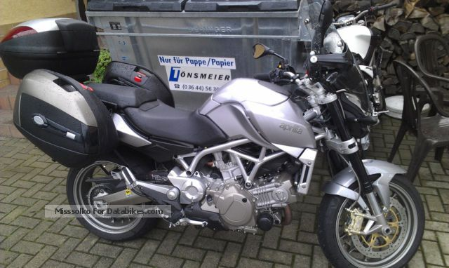 2012 Aprilia  Mana Motorcycle Other photo