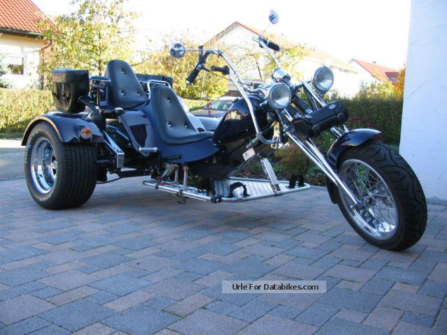 1994 Boom  Chopper Motorcycle Trike photo