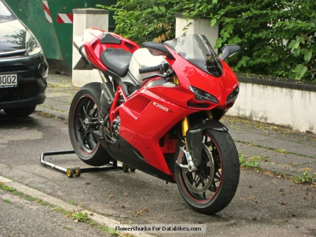 2012 Ducati  1098S Motorcycle Sports/Super Sports Bike photo