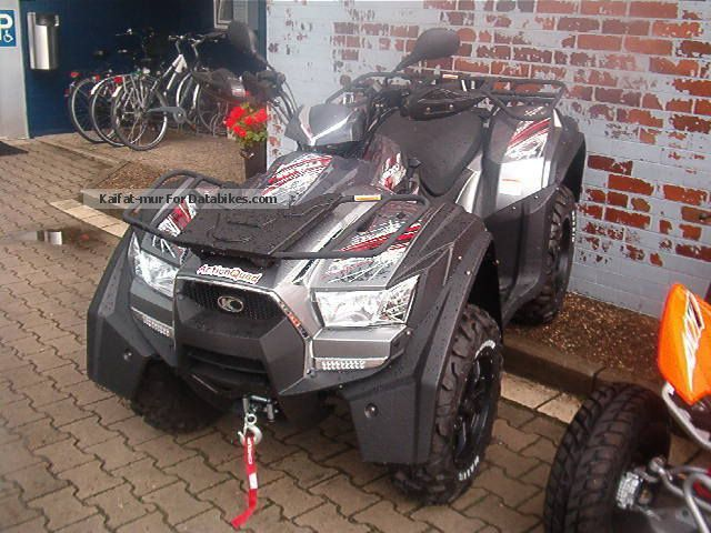 2012 Kymco  MXU 550i - LOF - our OFFER \u003e\u003e \u003c\u003c Motorcycle Quad photo