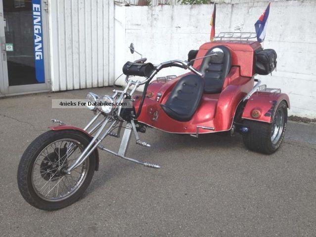 1996 Rewaco  Trike (VW basis) Motorcycle Trike photo